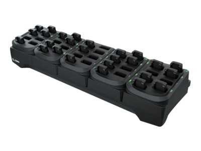 Zebra 40-Slot Battery Charger - Batterieladegerät - für P/N: BTRY-RS51-4MA-01, BTRY-RS51-4MA-10