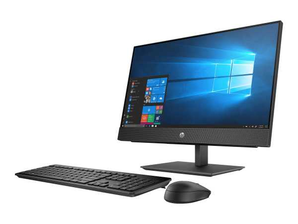 HP ProOne 440 G5 - All-in-One (Komplettlösung) - Core i7 9700T / 2 GHz - RAM 16 GB - SSD 512 GB - NV