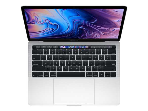 Apple MacBook Pro with Touch Bar - Core i5 2.3 GHz - macOS Catalina 10.15 - 8 GB RAM - 256 GB SSD -