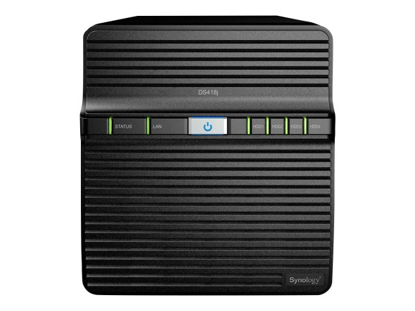 Synology Disk Station DS418J/4TB-IW