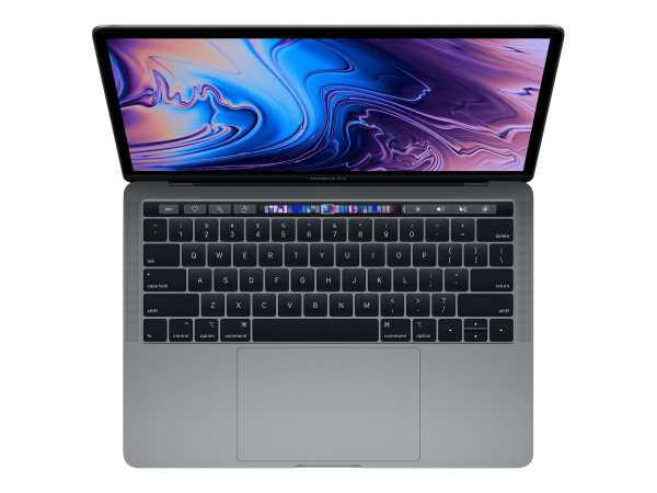 Apple MacBook Pro with Touch Bar - Core i7 2.8 GHz - Apple macOS Mojave 10.14 - 16 GB RAM - 256 GB S