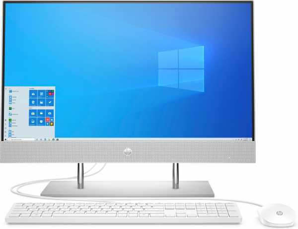HP 24-dp0002ng - All-in-One (Komplettlösung) - Core i7 1065G7 / 1.3 GHz - RAM 8 GB - SSD 512 GB - NV