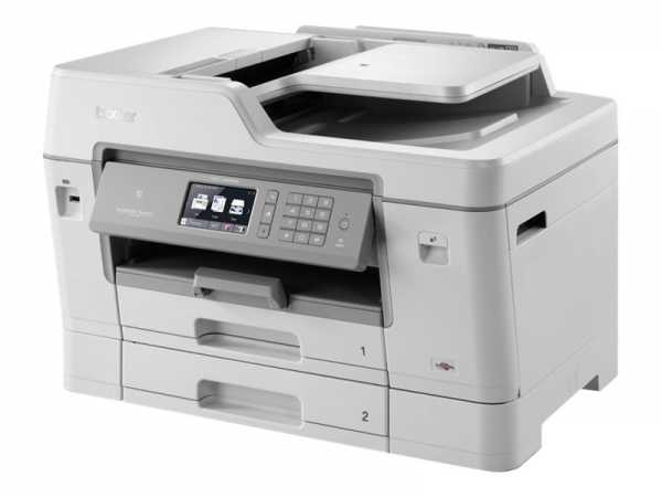 Brother MFC-J6935DW - Multifunktionsdrucker - Farbe - Tintenstrahl - A3/Ledger (297 x 432 mm) (Origi