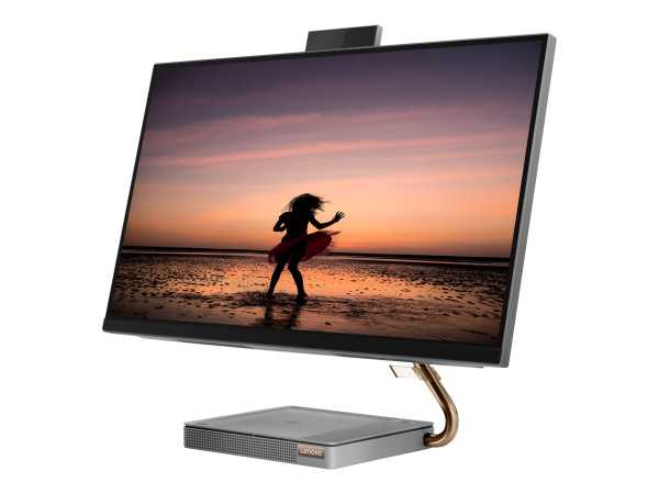 Lenovo IdeaCentre A540-27ICB F0EK - All-in-One (Komplettlösung) - Core i5 9400T / 1.8 GHz - RAM 16 G