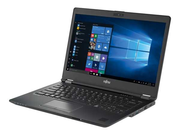 Fujitsu LIFEBOOK U Serie Core i5 Mobile 8GB 256GB VFY:U7490MP581DE