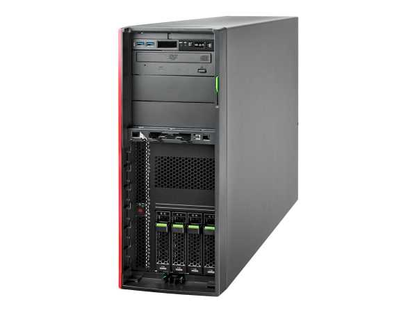 Fujitsu PRIMERGY TX2550 M5 - Server - Tower - 4U - zweiweg - 1 x Xeon Bronze 3204 / 1.9 GHz - RAM 16