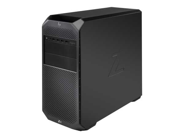 HP Workstation Z4 G4 - MT - 4U - 1 x Xeon W-2133 / 3.6 GHz - RAM 16 GB - SSD 512 GB - HP Z Turbo Dri