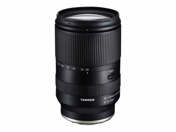 Tamron A071 - Zoomobjektiv - 28 mm - 200 mm - f/2.8-5.6 DI III RXD - Sony E-mount
