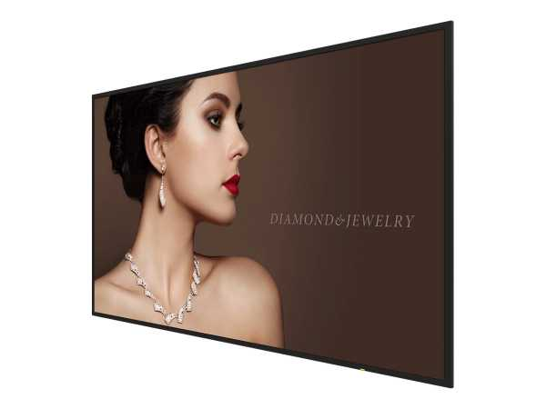 "BenQ ST5501K - 139.7 cm (55"") Klasse Smart Signage Series LED-Display - Digital Signage - 4K UHD (21"