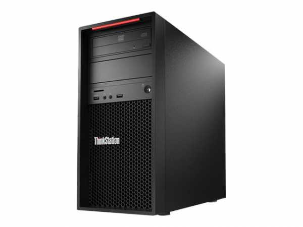Lenovo ThinkStation P520c 30BX - Tower - 1 x Xeon W-2225 / 4.1 GHz - RAM 16 GB - SSD 512 GB - TCG Op