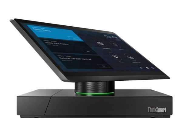 Lenovo ThinkSmart Hub 500 10V5 - Für Microsoft Teams - All-in-One (Komplettlösung) 10V50002GE