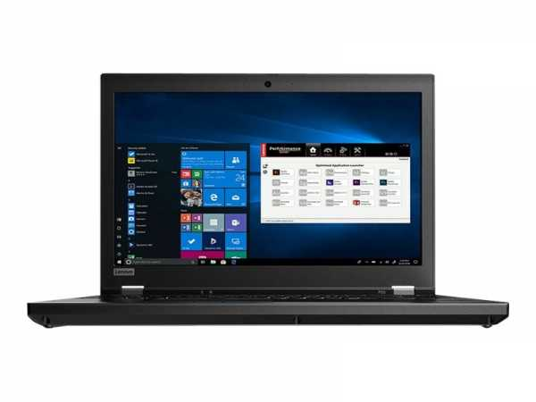 Lenovo Thinkpad P Series Core i7 16GB 512GB 20QN000KGE