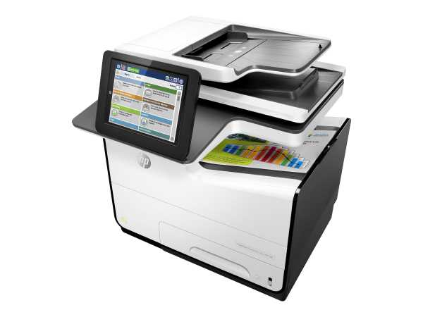 HP PageWide Enterprise Color MFP 586dn G1W39A#B19
