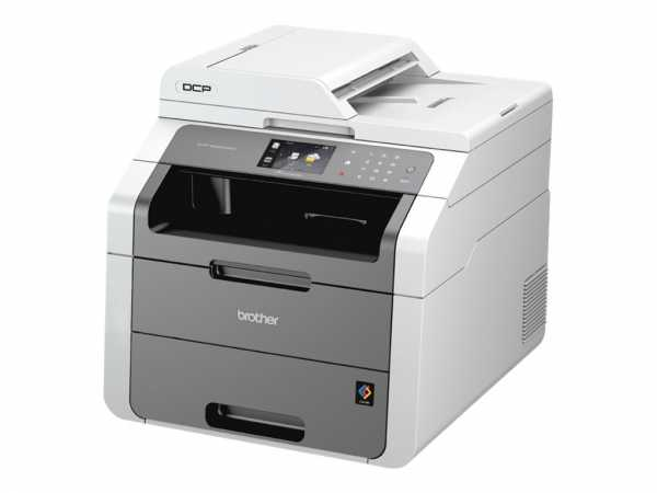 Brother DCP-9022CDW - Multifunktionsdrucker - Farbe - LED - Legal (216 x 356 mm) (Original) - A4/Leg