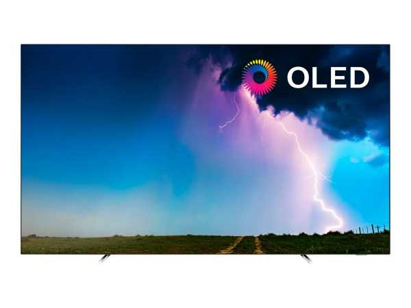 "Philips 65OLED754 - 164 cm (65"") Klasse 7 Series OLED-TV - Smart TV - Saphi TV - 4K UHD (2160p) 65OL"