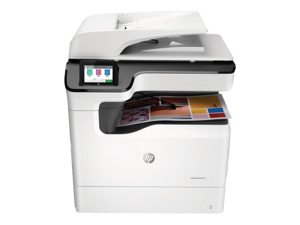 HP PageWide Color MFP 774dn - Multifunktionsdrucker - Farbe - seitenbreite Palette - 297 x 864 mm (O