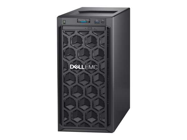 Dell EMC PowerEdge T140 - Server - MT - 1-Weg Prozessor Festplatte 5Y2M9