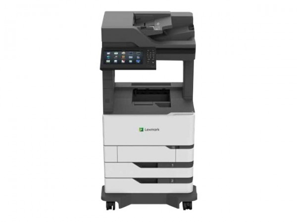 Lexmark MX826adxe - Multifunktionsdrucker - s/w - Laser - 215.9 x 355.6 mm (Original)