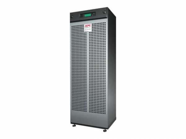 MGE Galaxy 3500 with 1 Battery Module Expandable to 4 - USV - Wechselstrom 380/400/415 V - 8 kW - 10