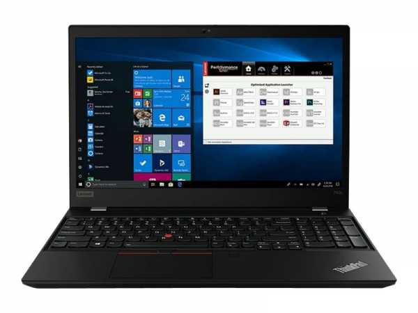 Lenovo Thinkpad P Series Core i7 Mobile 16GB 256GB 20N6001NGE