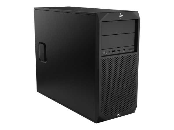 HP Workstation Z2 G4 - MT - 1 x Core i5 9500 / 3 GHz - RAM 16 GB - SSD 256 GB - HP Z Turbo Drive - Q
