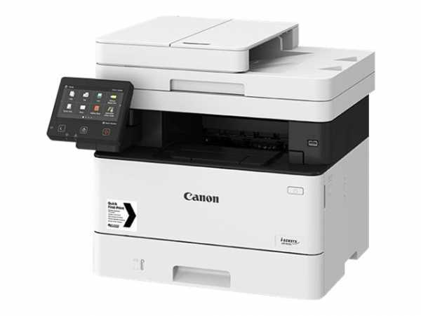 Canon i-SENSYS MF449x - Multifunktionsdrucker - s/w - Laser - A4 (210 x 297 mm), Legal (216 x 356 mm