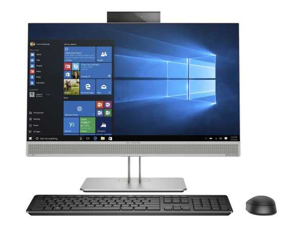 HP EliteOne 800 G5 - All-in-One (Komplettlösung) - Core i5 9500 / 3 GHz - RAM 8 GB - SSD 256 GB - NV