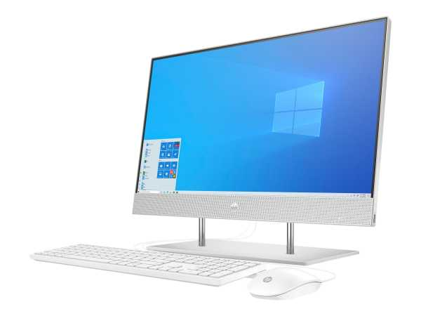 HP 24-dp0003ng - All-in-One (Komplettlösung) - Core i7 1065G7 / 1.3 GHz - RAM 8 GB - SSD 512 GB - NV