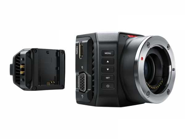 Blackmagic Micro Studio Camera 4K - Camcorder