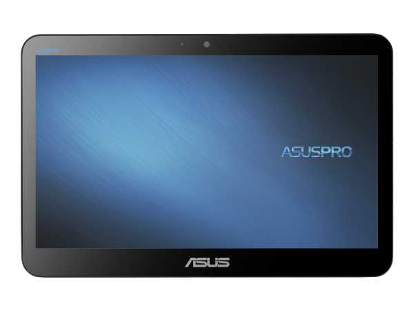 ASUS All-in-One PC A41GAT - All-in-One (Komplettlösung) - Celeron N4000 / 1.1 GHz - RAM 4 GB - SSD 1