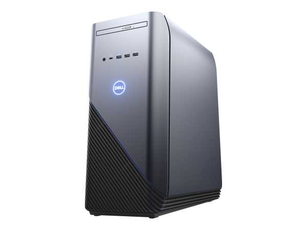 Dell Inspiron 5680 - Tower - 1 x Core i3 8100 / 3.6 GHz - RAM 8 GB - HDD 1 TB - DVD-Writer