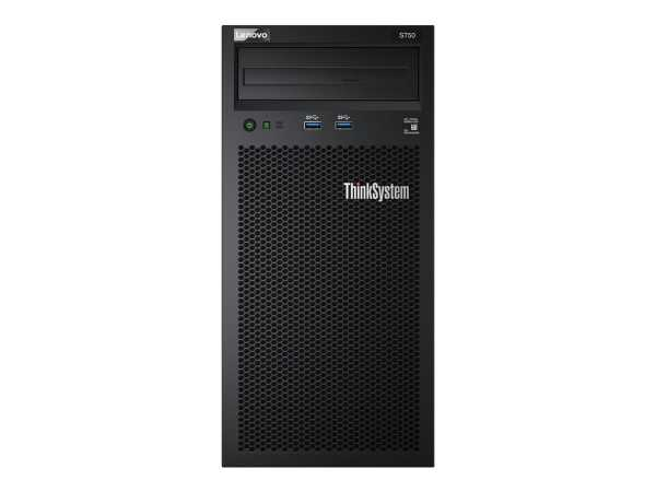 Lenovo ThinkSystem ST50 7Y48 - Server - Tower Prozessor Festplatte 7Y48A006EA