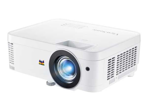 ViewSonic 1080p Short Throw Home Theater and Gaming PX706HD - DLP-Projektor - 3D - 3000 ANSI-Lumen -